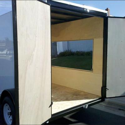 Concessions Trailers